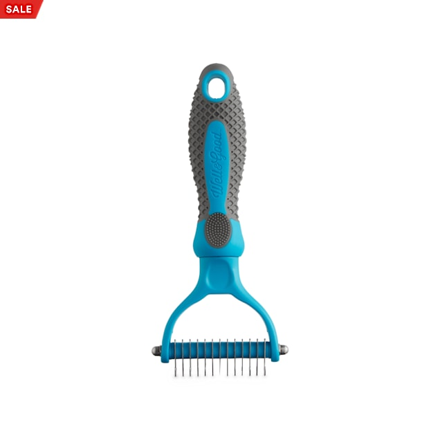 Well & Good Prostyle Dual-Sided Shedding Rake for Dogs - Carousel image #1