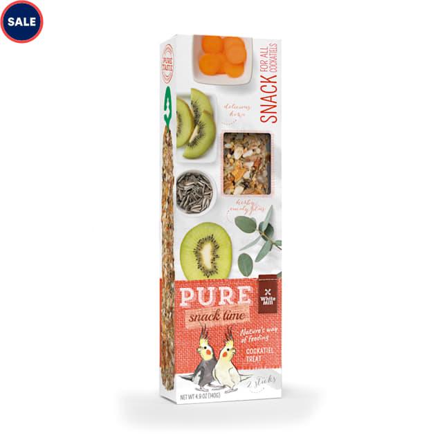 White Mill Treat Stick Kiwi & Eucalyptus Flavor for Cockatiel, 0.31 lbs. - Carousel image #1