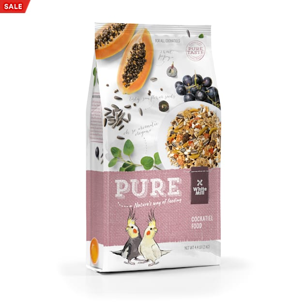 White Mill Gourmet Seed Mixture for Cockatiel, 4.4 lbs. - Carousel image #1