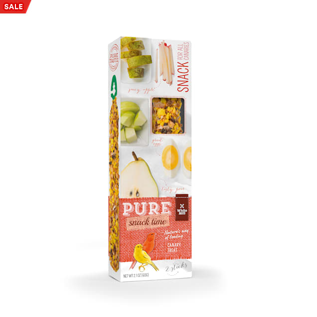 White Mill Treat Stick Apple & Pear Flavor for Canary, 0.13 lbs. - Carousel image #1