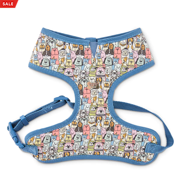 BOBS from Skechers Doggie Crowd Dog Harness, X-Small - Carousel image #1