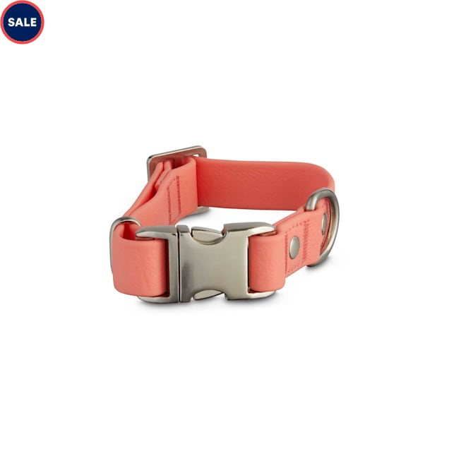 Reddy Pink Durable Dog Collar, Small - Carousel image #1