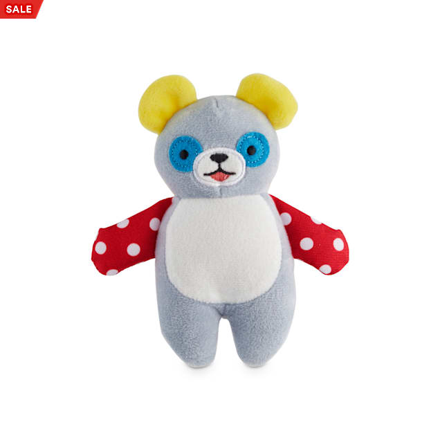 Leaps & Bounds Bear-y Snuggly Comfort Plush Puppy Toy, Medium - Carousel image #1