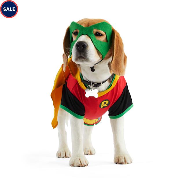 DC Comics Robin Pet Costume, XX-Small - Carousel image #1