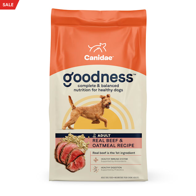 CANIDAE Adult Beef & Oatmeal Dry Dog Food, 25 lbs. - Carousel image #1