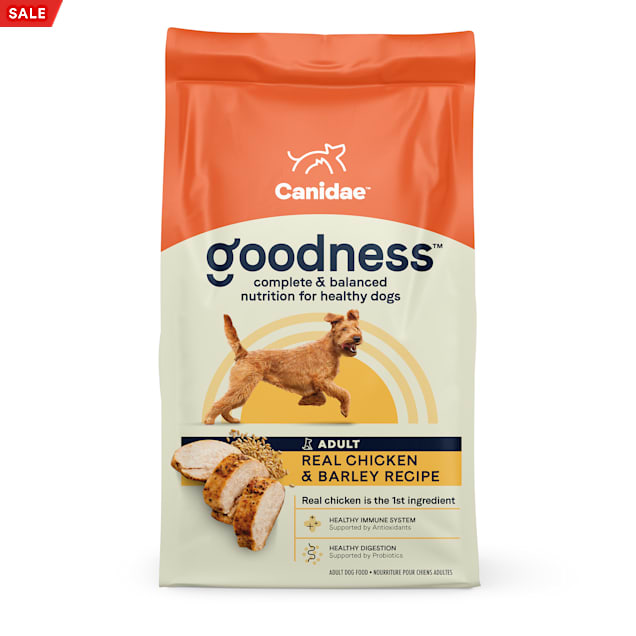 CANIDAE Adult Chicken & Barley Dry Dog Food, 25 lbs. - Carousel image #1