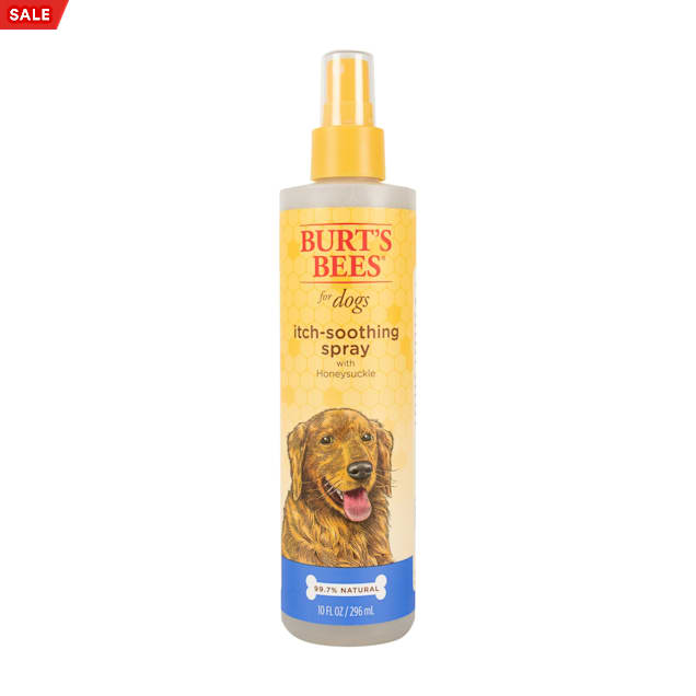 Burt's Bees Itch-Soothing Spray with Honeysuckle for Dogs, 10 fl. oz. - Carousel image #1