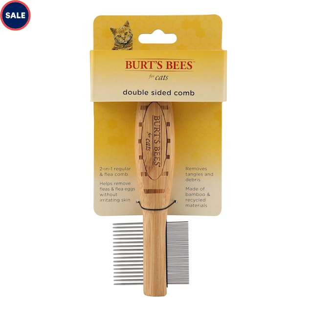 Burt's Bees Double Sided Comb for Cats - Carousel image #1