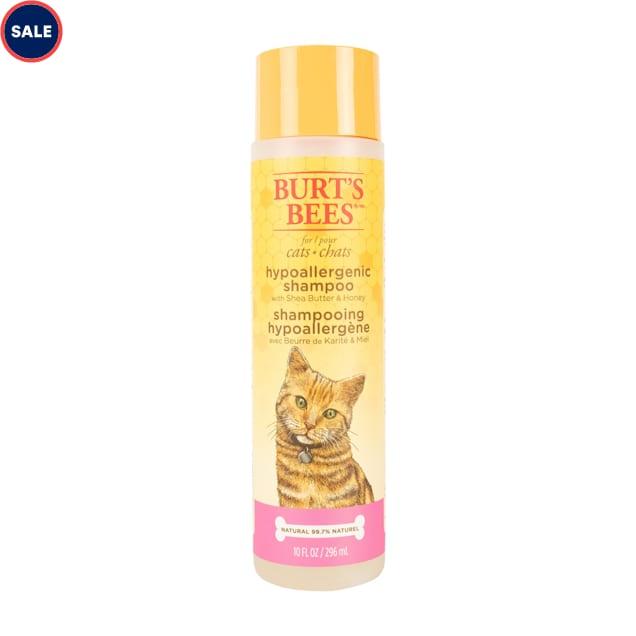 Burt's Bees Hypoallergenic Shampoo for Cats, 10 fl. oz. - Carousel image #1