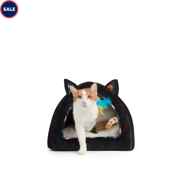BOBS from Skechers Cattitude Hooded Pyramid Cat Bed - Carousel image #1