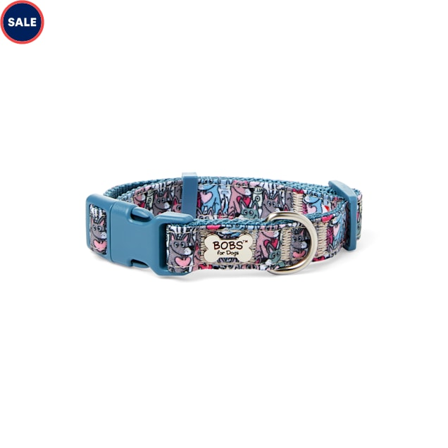 BOBS from Skechers Loverboy Dog Collar, Small - Carousel image #1