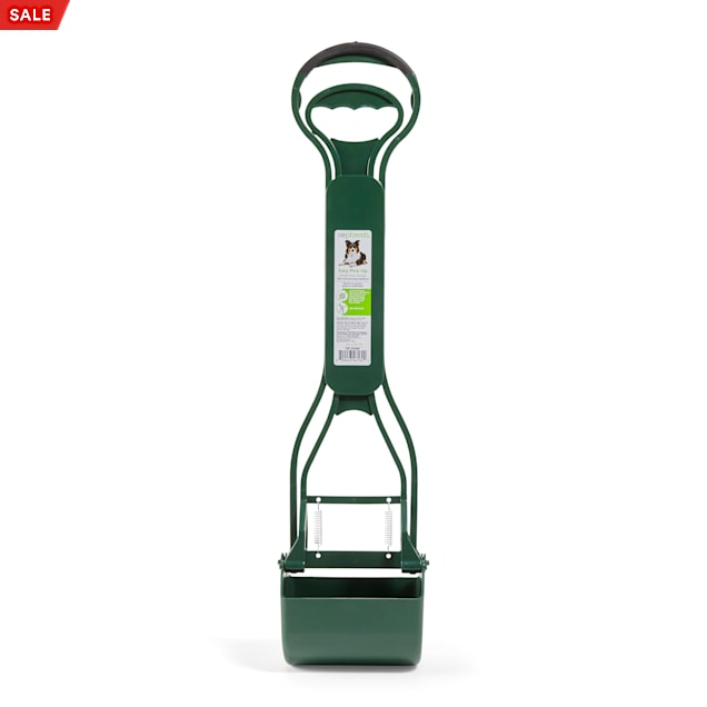 So Phresh Easy Pick-Up Claw Scoop with Antimicrobial Additive for Dogs, Small - Carousel image #1
