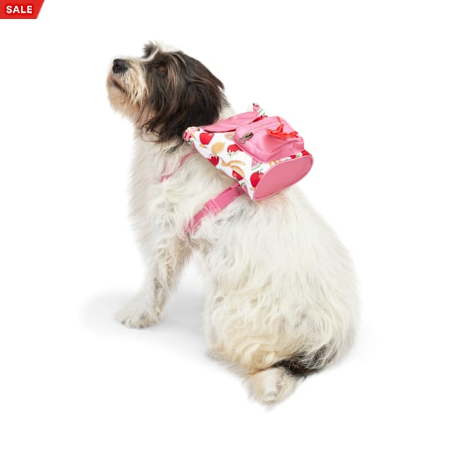 YOULY The Party Animal Dog Backpack, Small/Medium - Carousel image #1