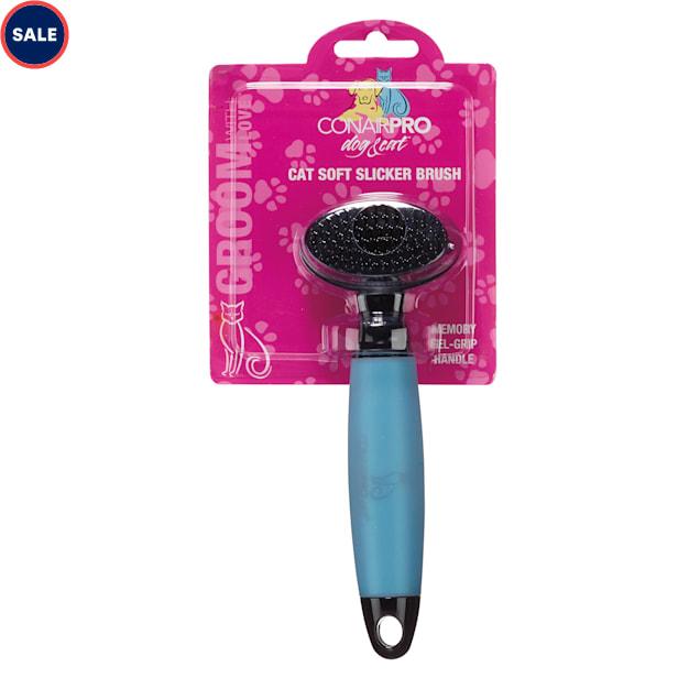 ConairPro Dog & Cat Soft Slicker Cat Brush - Carousel image #1