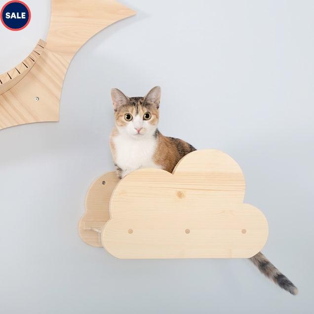 MYZOO AndMakers Moku Cloud Cat Shelves - Carousel image #1