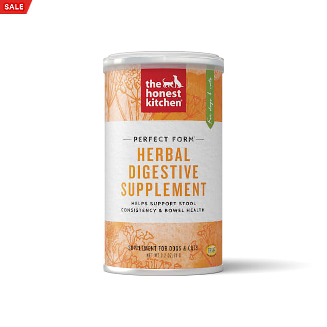 The Honest Kitchen Perfect Form: Herbal Digestive Supplement Wet Dog Food, 3.2 oz. - Carousel image #1