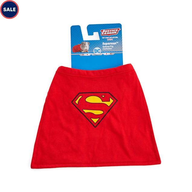 DC Comics Superman Small Animal Costume - Carousel image #1