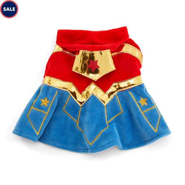 DC Comics Wonder Woman Small Animal Costume - Carousel image #1