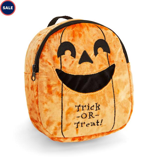 Bootique Pumpkin Bumpkin Pet Backpack, Small/Medium - Carousel image #1