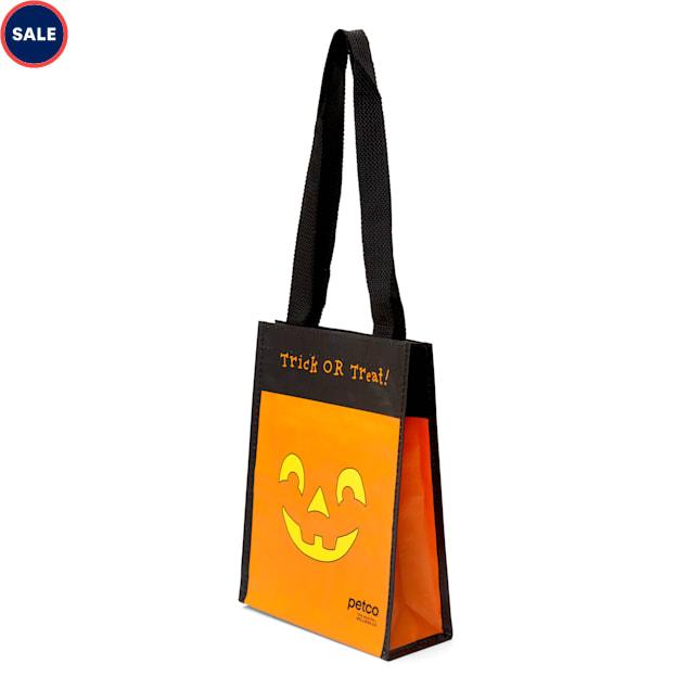 Bootique Pumpkin Bumpkin Reusable Treat Bag - Carousel image #1