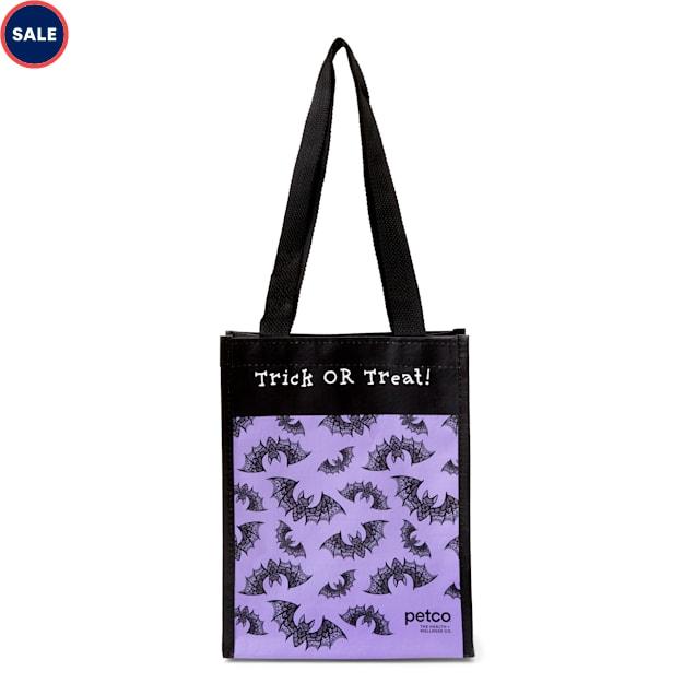 Bootique Bratty Batty Reusable Treat Bag - Carousel image #1