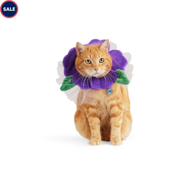 Bootique Flower Power Cat Headpiece - Carousel image #1