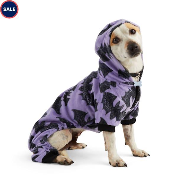 Bootique Bratty Batty Pet Pajamas, XX-Small - Carousel image #1