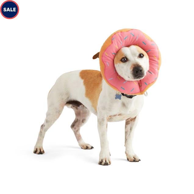 Bootique Donut Strut Pet Headpiece, Small/Medium - Carousel image #1