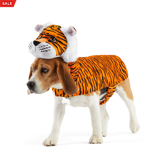 Bootique Fierce Feline Pet Costume, XX-Small - Carousel image #1