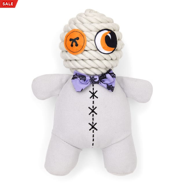 Bootique You Do Voodoo Doll Plush Dog Toy, Medium - Carousel image #1