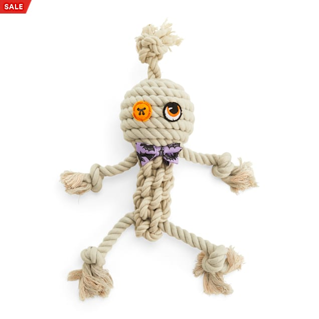 Bootique You Do Voodoo Doll Rope Dog Toy, X-Large - Carousel image #1