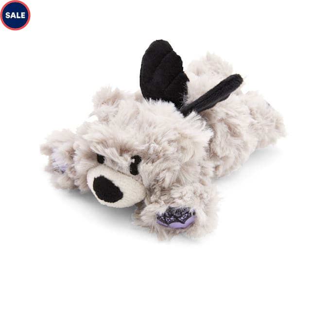 Bootique Bratty Little Snuggle Plush Dog Toy, Small - Carousel image #1