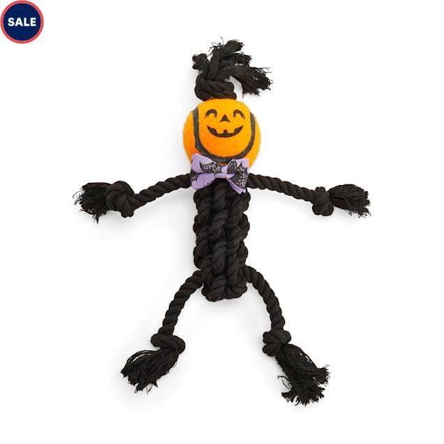 Bootique Pumpkin Bumpkin Rope Dog Toy, Large - Carousel image #1