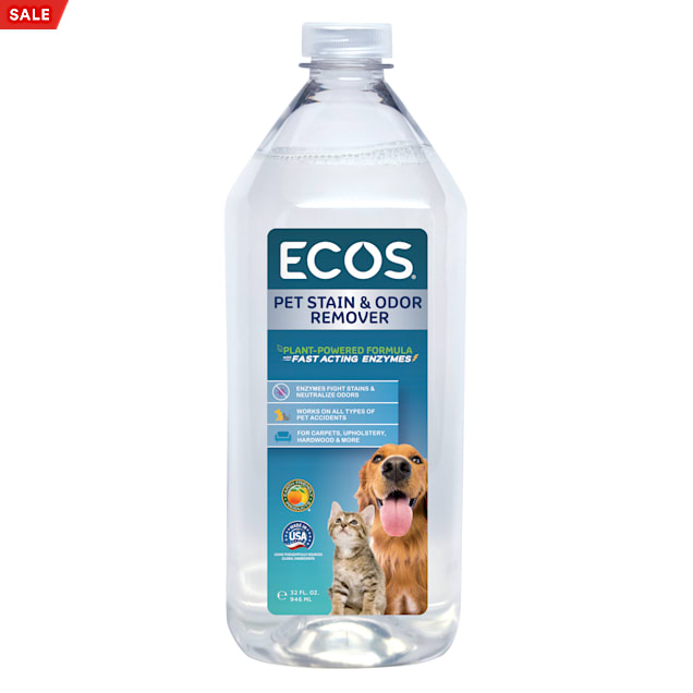 ECOS Refill Pet Stain & Odor Remover, 32 fl. oz. - Carousel image #1