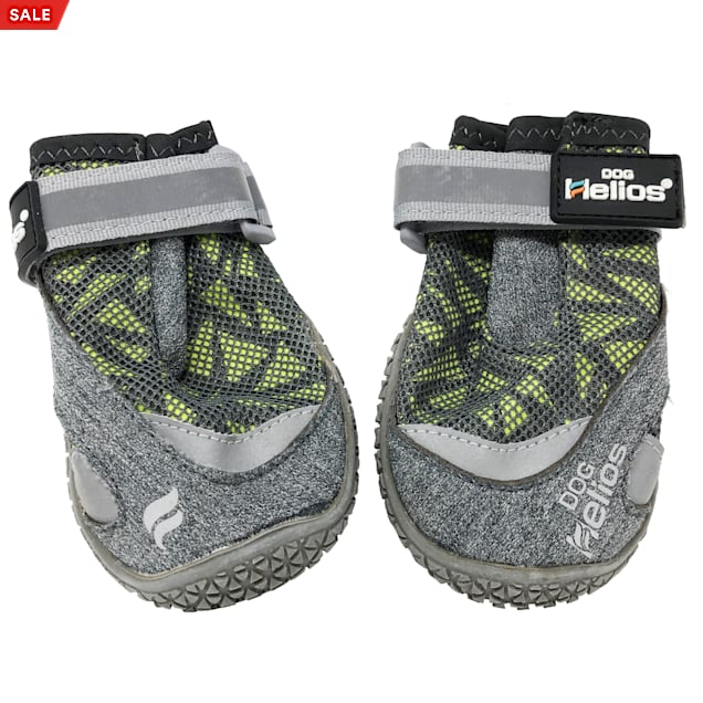 Dog Helios Green 'Surface' Premium Grip Performance Dog Shoes, X-Small - Carousel image #1
