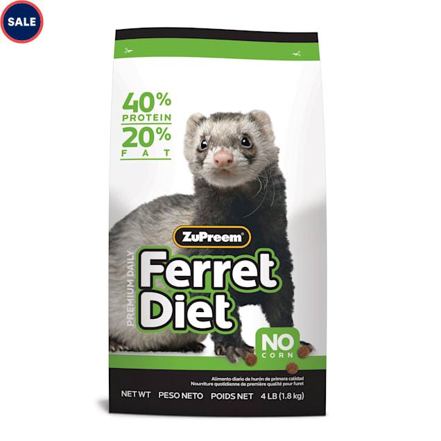 ZuPreem Premium Ferret Diet - Carousel image #1