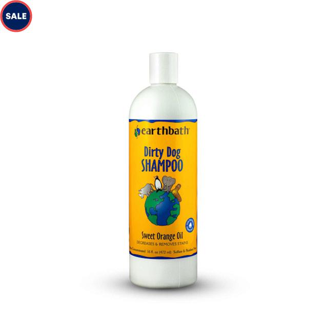 Earthbath Dirty Dog Shampoo, 16 fl. oz. - Carousel image #1