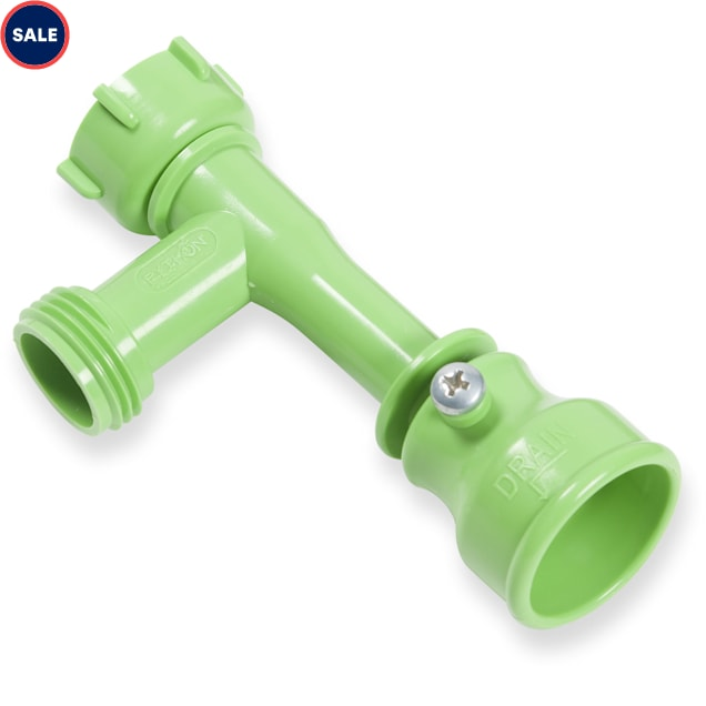 Python No Spill 'N Fill Faucet Pump Replacement Part - Carousel image #1