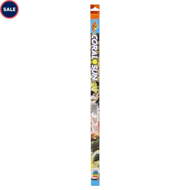 Zoo Med Coral Sun T-8 Bulb, 17 Watts - Carousel image #1