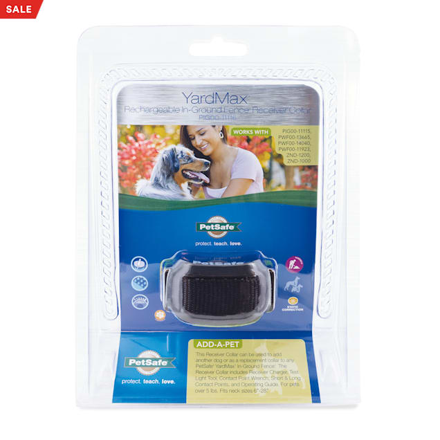 PetSafe YardMax Rechargeable In-Ground Fence Receiver Collar - Carousel image #1
