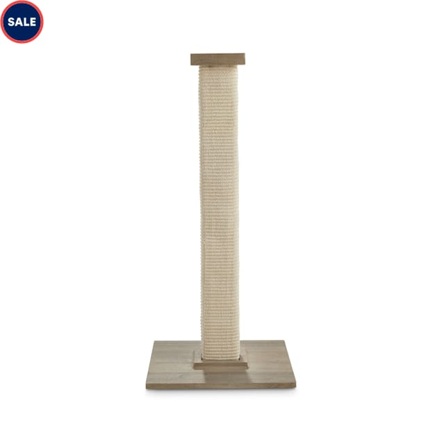 """Animaze Tall Square Cat Scratching Post, 31.5"""" H - Carousel image #1"""