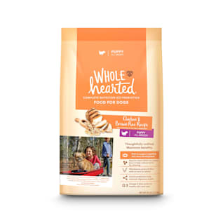WholeHearted Puppy Food
