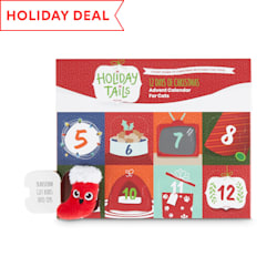 Holiday Tails 12 Days Of Christmas Advent Calendar For Cats Petco