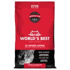 World's Best Cat Litter Multiple Cat Clumping Formula, 14 lbs.