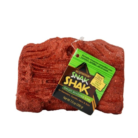 eCOTRITION Snak Shak Activity Log