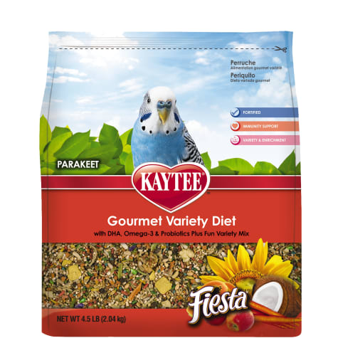 Kaytee Fiesta Bird Food for Parakeets
