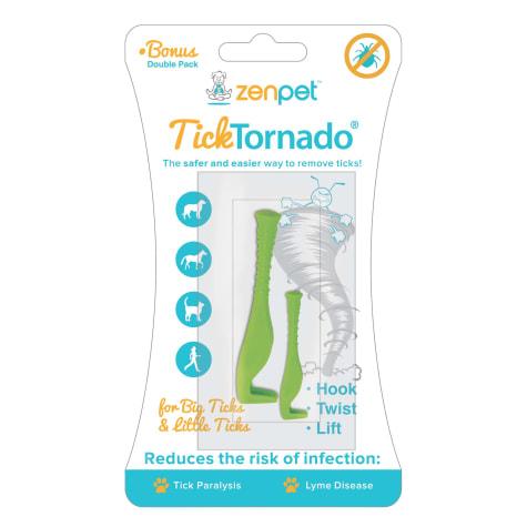 ZenPet Tick Tornado