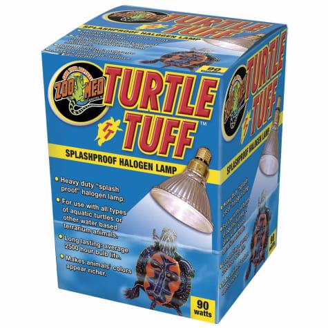 Zoo Med Turtle Tuff Splashproof Halogen Lamp, 90 Watts