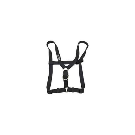 Coastal Pet Personalized Harness in Black