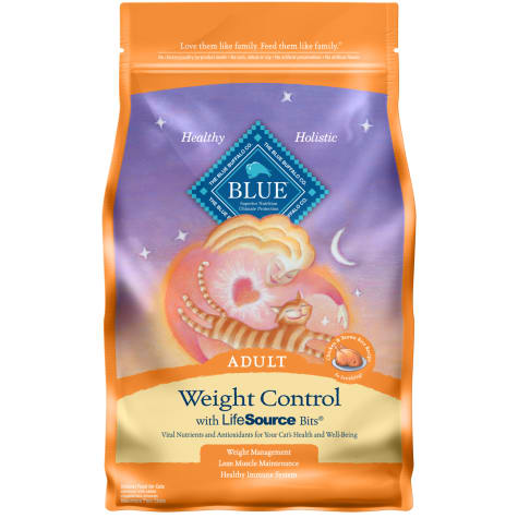 Blue Buffalo Blue Weight Control Adult Chicken & Brown Rice Recipe Dry Cat Food